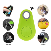 2021Smart Mini GPS Tracker Keychain Bluetooth Tracer Kids Trackers Finder Apparatuur Locator Anti-theft Positioning