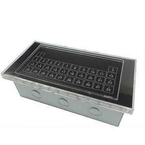 Image 5 - Kc868 스마트 홈 제어 시스템 자동화를위한 32 버튼 키보드 벽 리셋 스위치 모듈 건식 접촉기