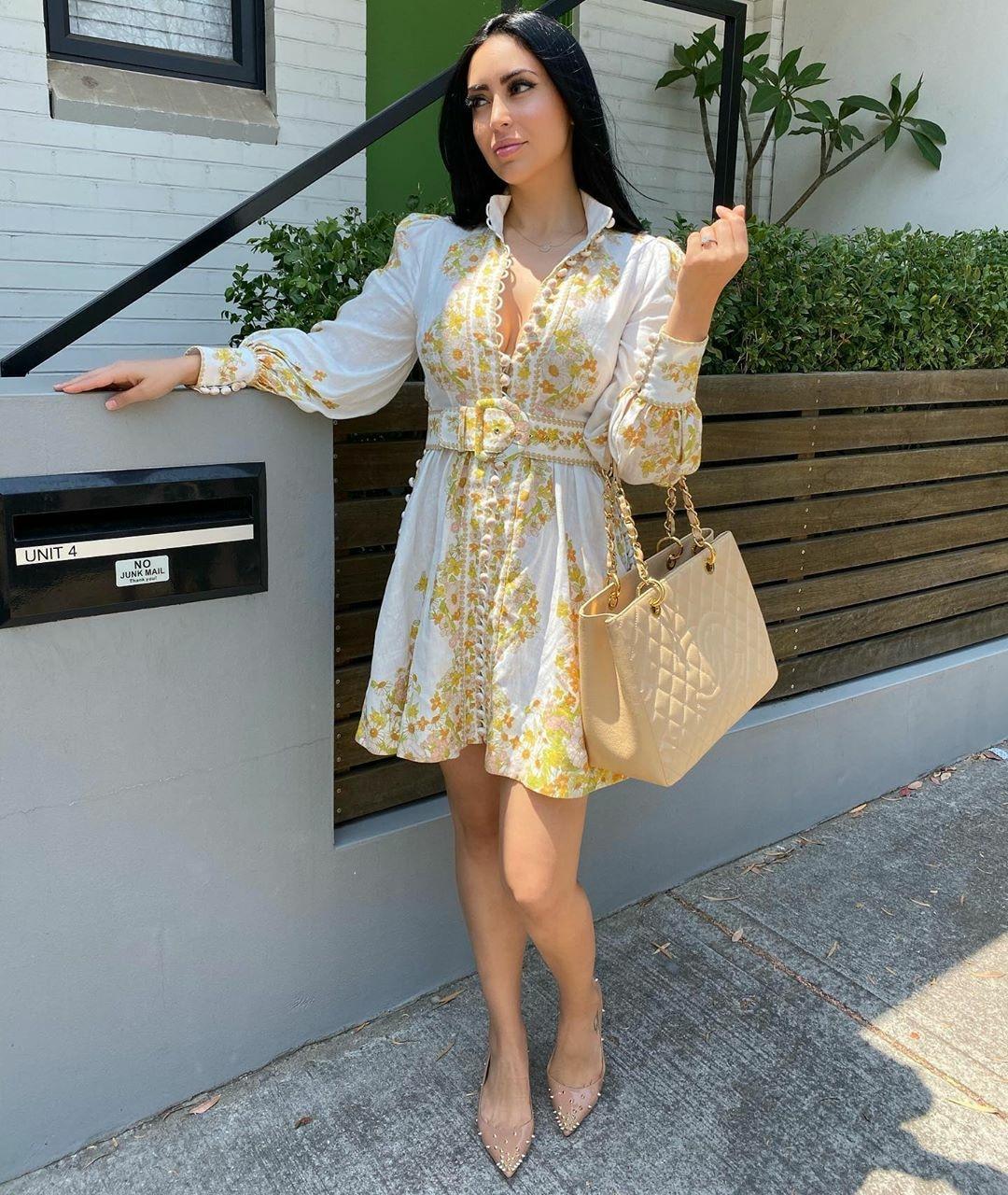 2020 nouvelle arrivée haute qualité lin femmes robe