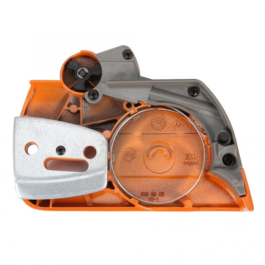 Chain Saw Clutch Cover Accessory Replacement Fit for 340/345/350/353 Power Tool Accessories