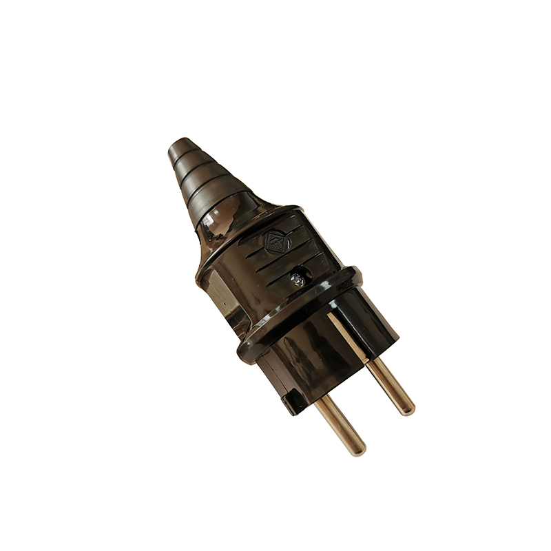 H8b528dad306f47fbb745b06cff0175fcL - 1 Pcs EU European AC Power Connector Plug with Socket Power Cord Convertor 2.5A Electric Rewireable Plug Male Female Adapter