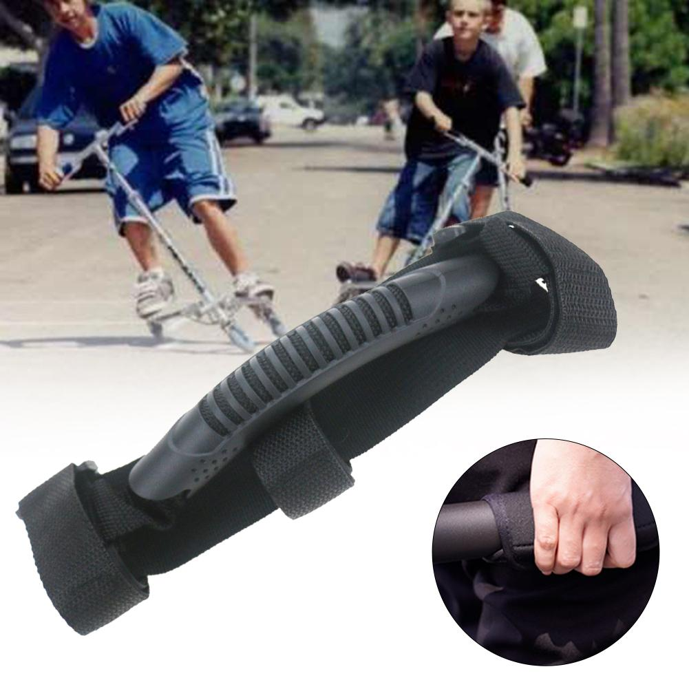Universal Millet M365 Electric Scooter Accessories Pro Scooter Handles Universal Fit All Folding Scooters Carry Strips //