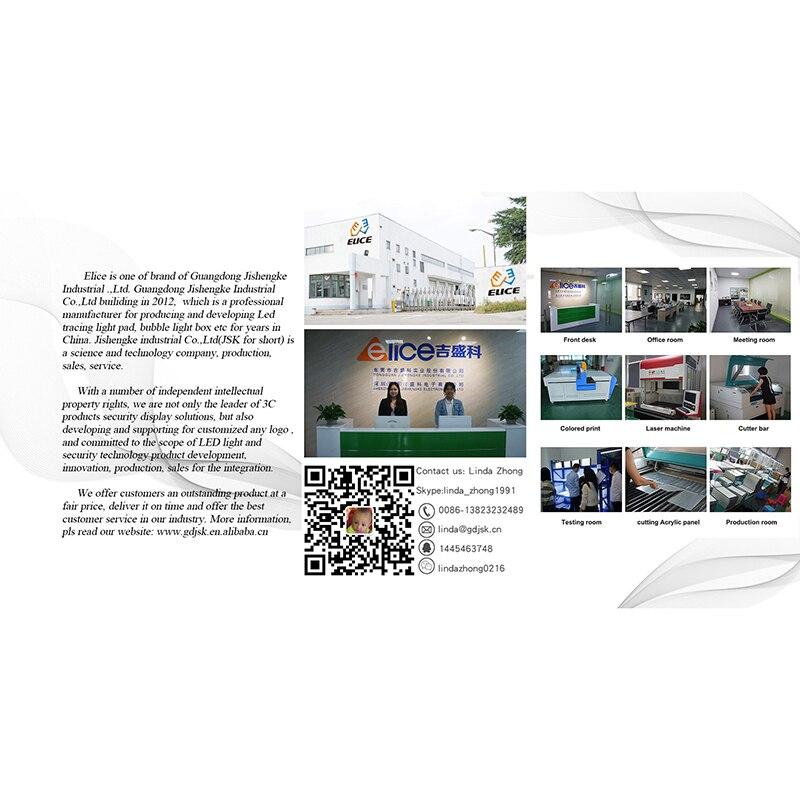 rastreamento caixa de luz digital comprimidos desenho tablet