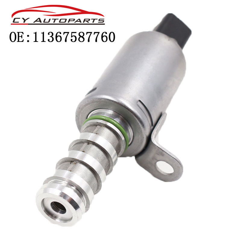 11367587760 VVT Oil Control Valve Timing Control Solenoid For Mini BMW 11367604292 CITROEN PEUGEOT 1922V9 1922R7 V758776080