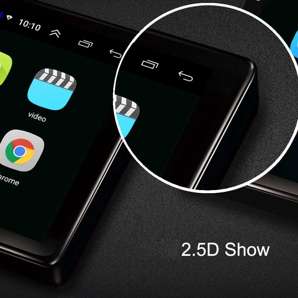 車フォードレンジャー 2011 2012 2013 2014 Android8.1 9 インチ DVD プレーヤー GPS マルチメディア画面オーディオステレオ Carplay WIFI FM SWC