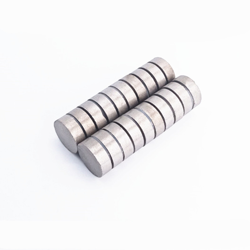 SmCo Disc Small <font><b>Magnet</b></font> Dia. <font><b>10x3mm</b></font> Grade YXG28H 350 Degree Celsius High Temperature Permanent Rare Earth <font><b>Magnets</b></font> 24pcs image