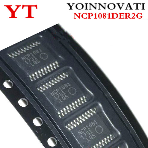 5pcs/lot NCP1081DER2G NCP1081DER NCP1081D NCP1081 TSSOP-20 IC