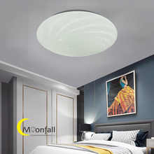 Moonfall-LED Ceiling light-Diameter 480mm-modern&simple style lamp for Bedroom, Kitchen, Dining room, Balcony, Study - DISCOUNT ITEM  5% OFF Lights & Lighting