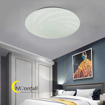 Moonfall-LED Ceiling light-Diameter 480mm-modern&simple style lamp for Bedroom, Kitchen, Dining room, Balcony, Study