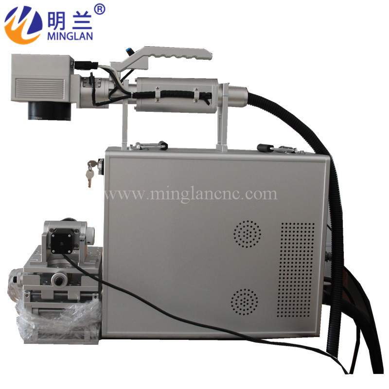30W Raycus Fiber Laser Marking Machine Have Good Price And High Quality