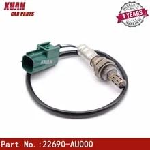 Aramox Oxygen Sensor ABS Plastic and Aluminum Alloy Air Fuel Ratio O2 Oxygen Sensor Front for Nissan Teana 2.0//2.3//3.5 22690-AU000
