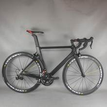 2021 completa estrada bicicleta de carbono, quadro de estrada da bicicleta de carbono com groupset shi r7000 22 velocidade estrada bicicleta completa