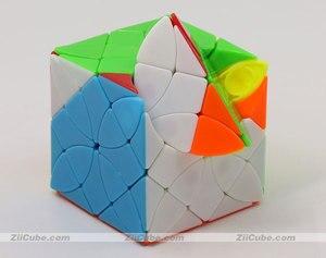 Image 4 - Magic cube puzzle f/s limCube Morpho Aureola cube fs Morphidae Marinita Helena Deidamia skew cube educational twist toys puzzles