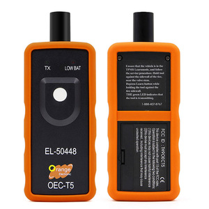 Image 1 - EL 50448 TPMS إعادة أداة السيارات الإطارات مراقبة ضغط الاستشعار OEC T5 لجنرال موتورز للسيارات