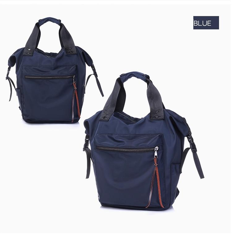 H8b56d5b2d5e648589a5c0d934d18bde2a Casual Nylon Waterproof Backpack Women High Capacity Travel Book Bags for Teenage Girls Students Pink Satchel Mochila Bolsa 2019