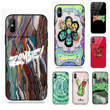 Funda Protector iPhone 5 6 7 8 X -the Walking Dead - Zombies