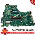 Для acer V3-472P E5-471G V3-472 E5-471 ZQ0 Материнская плата ноутбука SR1EN I3-4030U NB. V9V11.003 NBV9V11003 DA0ZQ0MB6E0 материнская плата