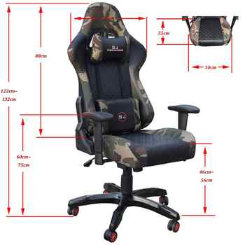 Gaming Racing Chair Computer Chairs Professional Computer Chair LOL Internet Cafes Sports Racing Chair WCG Play Gaming Chair
