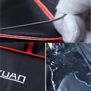 Image 4 - Outdoor 2/3 Layer Fishing Bags 80cm 90cm 120cm Waterproof Fishing Tackle Bag Fishing Rod Bag XA106G