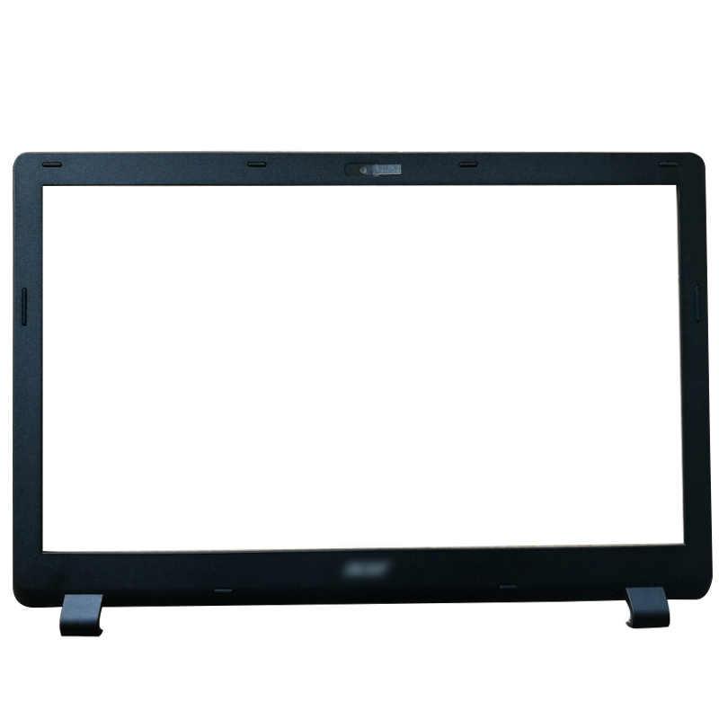 NUEVA cubierta trasera LCD para portátil, bisel frontal LCD, bisagras LCD, reposamanos, cubierta inferior para Acer Aspire ES1-512 ES1-531 EX2519 N15W4 MS2394
