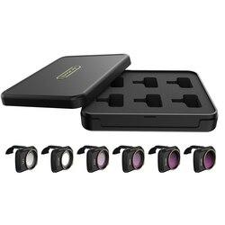Фильтр для DJI Mavic Mini, фильтры с нейтральной плотностью Polar для DJI Mavic Mini, аксессуары для камер UV CPL ND NDPL4/8/16/32