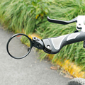 1 шт. Hafny руль для горного велосипеда зеркало заднего вида дорожный велосипед отражатель практичное оборудование для безопасности велосипе...