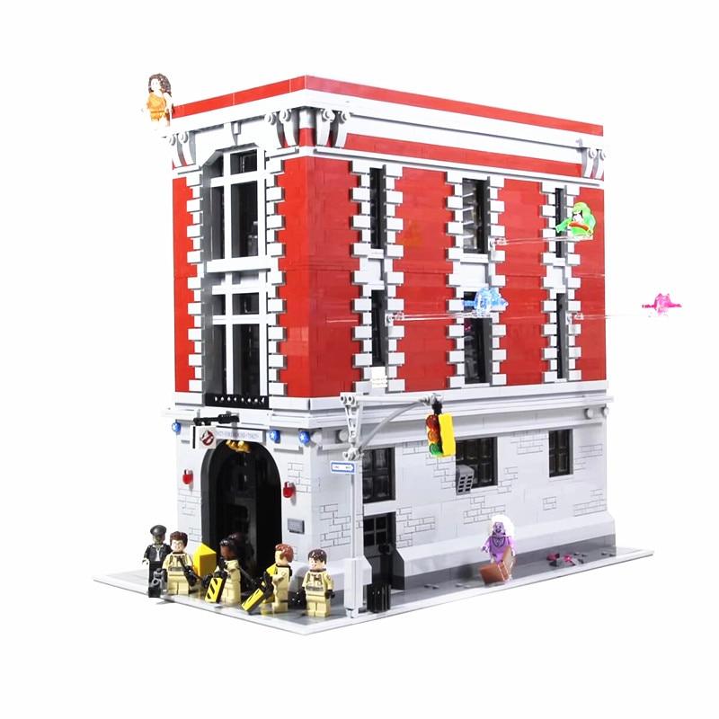 lepinblocks KING 16001 16060 city street creator harry City Castle building blocks bricks 10211 10211 10246 Christmas toy GIFT 1