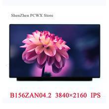 B156ZAN04.2 لينوفو ثينك باد P1 X1 P53 P53s T590 15.6 LCD عرض لوحة 01YN137 02HM880 4K 3840*2160 40pin B156ZAN03.2 شاشة