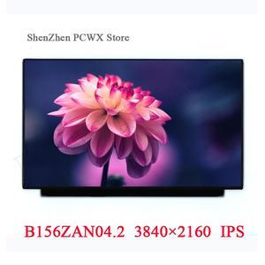 Image 1 - B156ZAN04.2 for Lenovo ThinkPad P1 X1 P53 P53s T590 15.6 LCD Display Panel 01YN137 02HM880 4K 3840*2160 40pin B156ZAN03.2 Screen