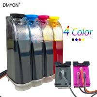 DMYON 650XL CISS Replacement for HP 650 XL for Deskjet 1015 1515 2515 2545 2645 3515 3545 4515 1515