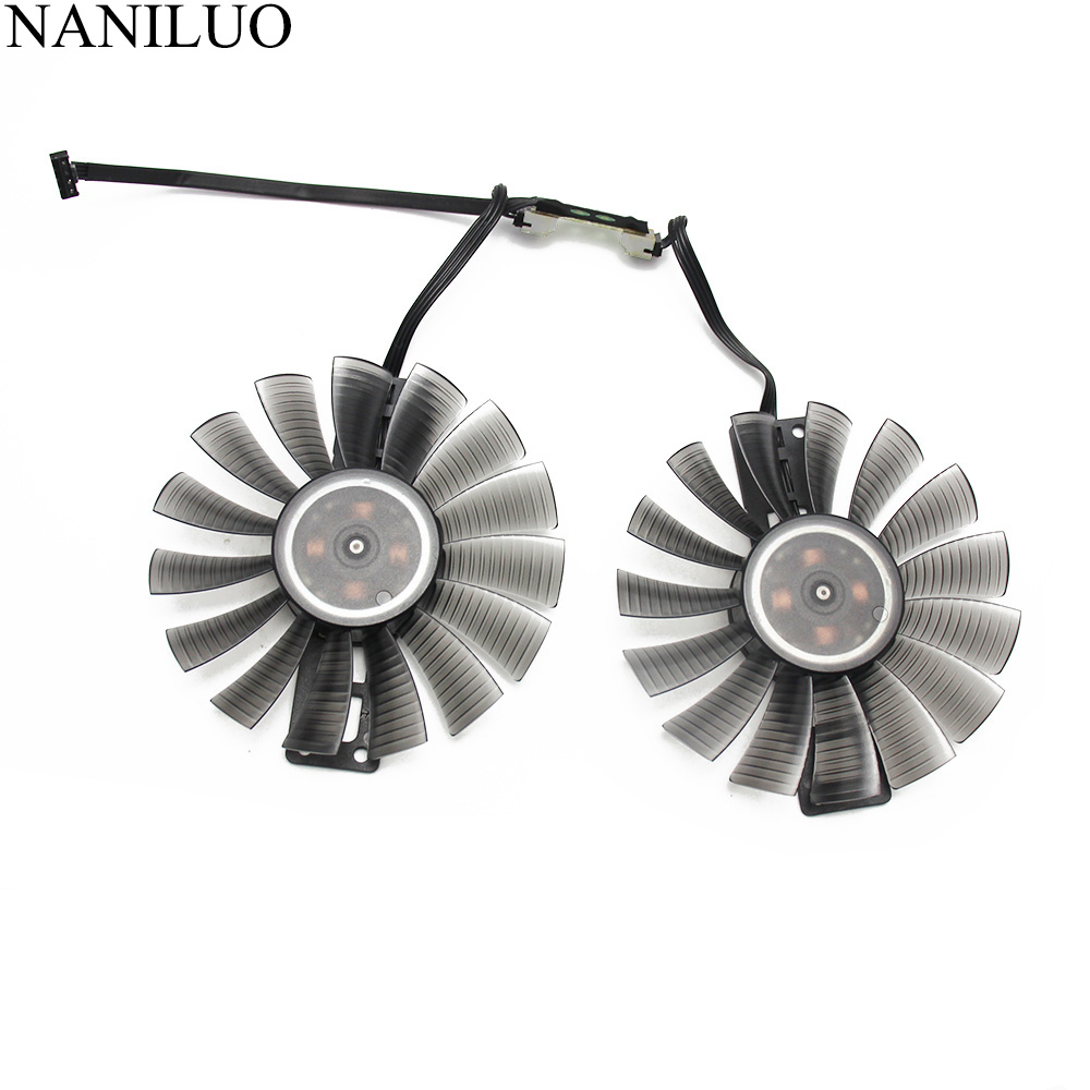 New Original For Palit GAINWARD GTX1060 PHOENIX Graphics Cooling Fan FD9015U12S DC12V 0.55A