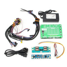 Nieuwe Panel Test Tool Kit Laptop Lcd/Led Scherm Tester + 14 Pcs Lvds Kabels + Inverter Voor Tv /Computer/Laptop Reparatie Inverter(China)