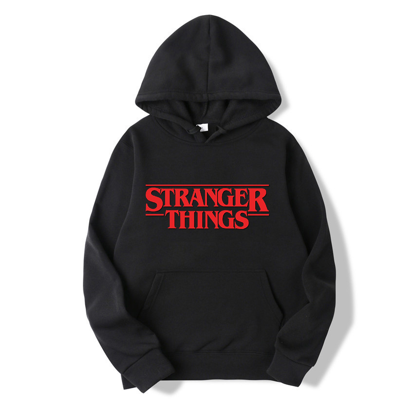 Stranger Things . 3 Costume Hoodies Men/women Horror Tv -series Movie Stranger Things Mens Hoodie Streetwear Hip Hop Sweatshirt