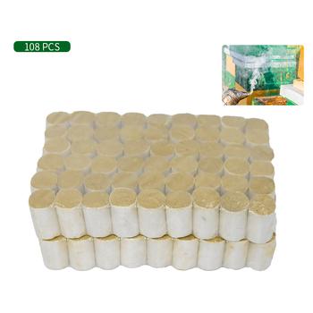 108 sztuk partia pszczelarstwo pszczoła palacz paliwa narzędzia lecznicze pszczelarze ule pszczoły chiński Herb sprzęt pszczelarski tanie i dobre opinie CN (pochodzenie) SD08