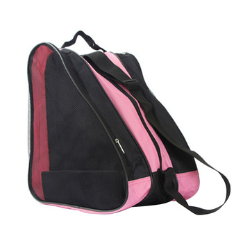 Quality Roller Skating Shoes Backpacks Inline Skate Shoes Shoulder Bags/Handbags 3 Colors Available Skateboard Skating Bag ice roller blade skate skating shoes shoulder strap carry bag holder case three layer