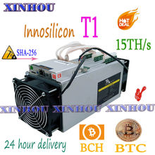 Se ASIC minero Innosilicon Dragonmint T1 15TH/s SHA-256 bitcoin BTC BCH minería mejor que T2T T3 antminer S9i S11 S15 M10 M3x(China)