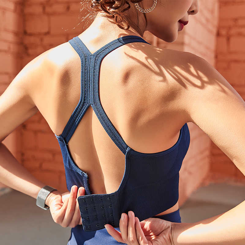 Soutien-gorge de Sport sans couture pour femmes