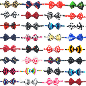 30/50pcs Colorful Pet Dog Bow