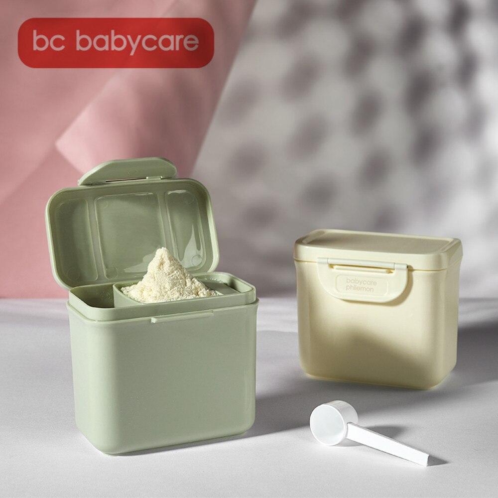 Milk Powder Dispenser Baby Holder Formula Container Feeding Box Colorful Food
