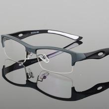 Haber erkek moda gözlük çerçeve gözlük gözlük tr90 miyopi çerçeve gözlük optik gözlük çerçeveleri erkekler gözlük oculos 1077