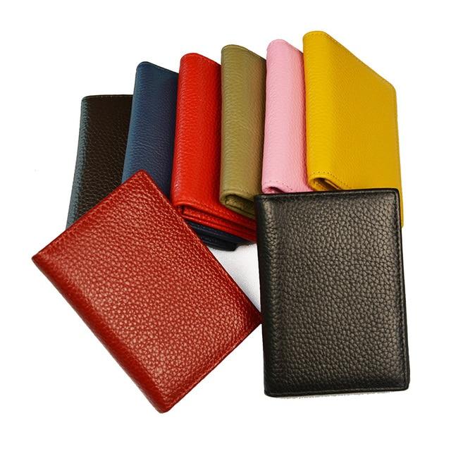 100% Genuine Leather Business Name Card Case Large Capacity Cross Crocodile Saffiano Bank Card ID Holder Custom name logo 6
