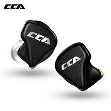 Wireless Headset Earphone Earbud Hybrid-Driver-Unit Game Cca Cx10 In-Ear-Monitor 1BA