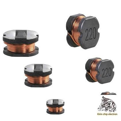 20PCS/LOT CD75 Power Inductance 681 680UH 7.5*5 Coil Inductance