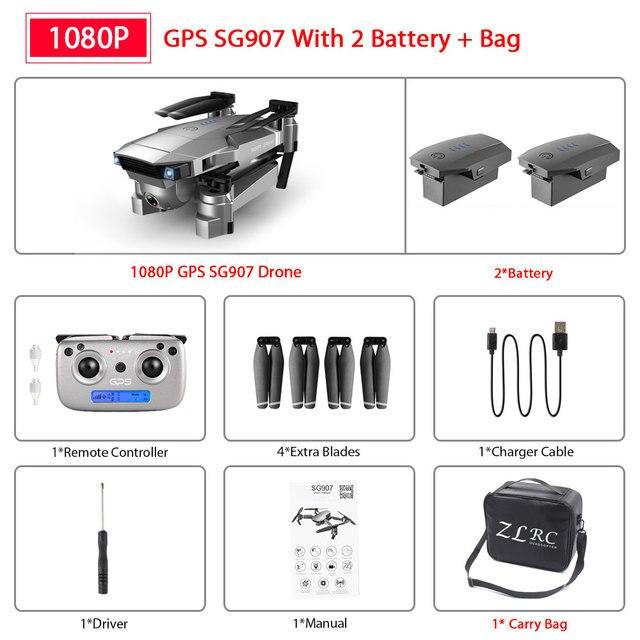 SG907 1080P 2B Bag