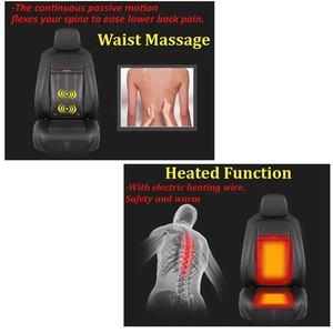 Image 2 - Capa universal de assento de carro 3 em 1, para automóveis com refrigeração, aquecimento e massagem capas de assento