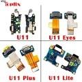Гибкий кабель для зарядки HTC U11 U12 Plus с usb-портом для HTC U11 Life/Eyes  зарядная док-станция  соединительная плата  запасные части