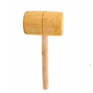 Solid Carpenter Wooden Mallet
