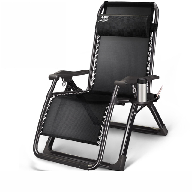 A1Convertible Heavy Duty Chaise Lounge Armchair 1