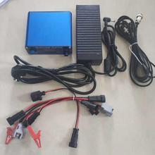 جهاز اختبار حاقن السكك الحديدية المشتركة CRI800 أو CRI808 CRI100 ، فوهة التحقق من صحة الحقن