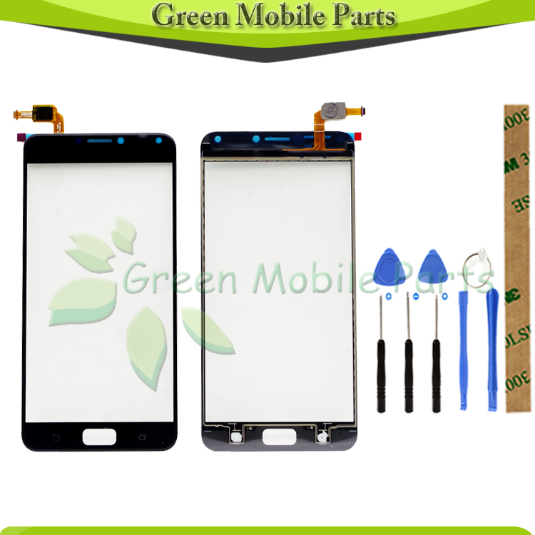 Good Quality   Touch Panel For Asus Zenfone 4 Max ZC554KL Touch Screen Front Outer Glass Lens Cover Panel Replacement Parts Mobile Phone Touch Panel     - title=